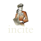 Incite Creative Logo-cream-white-type-white-rule